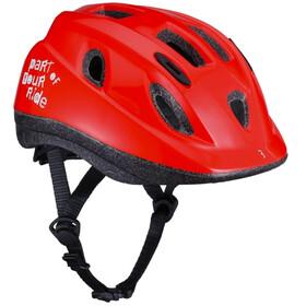 BBB Boogy BHE-37 Helmet, red gloss